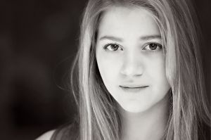 Essex Female model and actor headshots