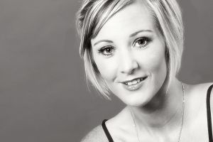 Female model and actor headshots in Essex