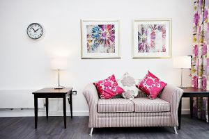 Interior Design Photography for a Care Home