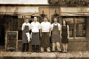 PR and Marketing Photography of Baumann's Brasserie