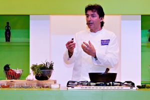 Photography of Jean Christophe Novelli at The France Show