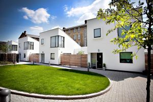 Commercial Photography of a New Build project