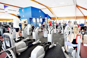 PR Photograpy of a Gym in Braintree