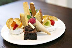 Food Photography for Pontlands Park Hotel