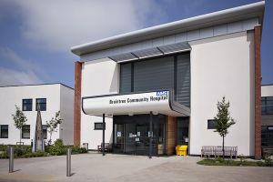 Braintree Hospital Essex Commercial photographer